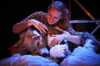 image diaporama Qui a peur du loup ?