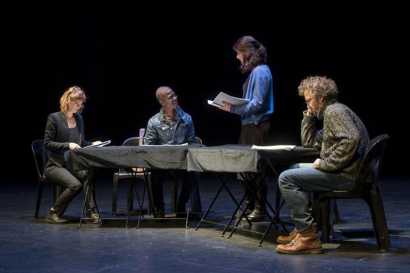 image vignette de l'événement Textes sans frontières