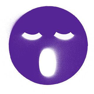 emojie en illustration de l'événement Le Silence et la peur