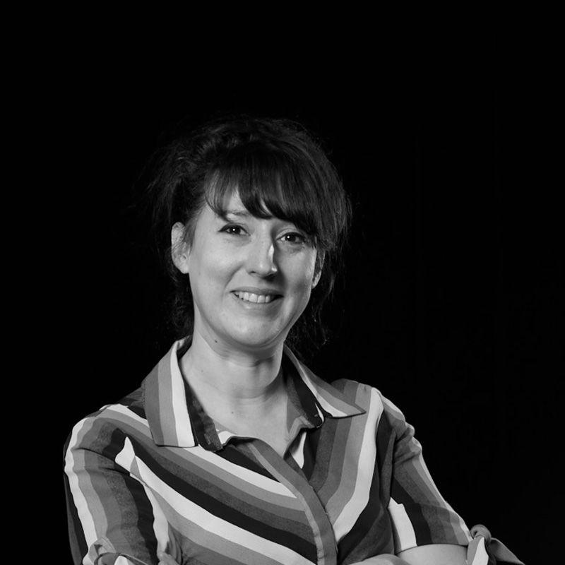 portrait Loréna Jarosz chargée des relations avec les publics et la jeunesse