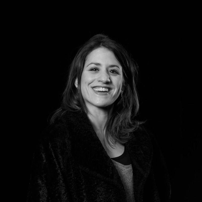 portrait Inès Beroual administratrice de production